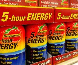 Bebidas energéticas y salud