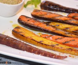 Receta con zanahorias