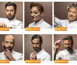 Cocineros concursantes 2017