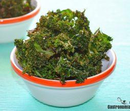 Aperitivo de kale