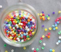 Cómo hacer confites dulces