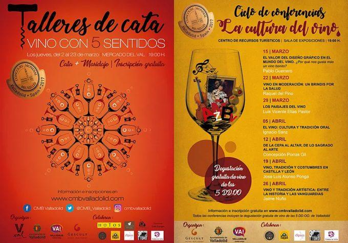 Concurso en Valladolid