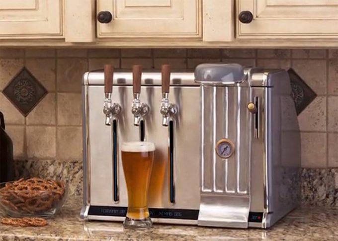 Dispensador De Cerveza Doméstico Growler Chill Gastronomía Cía