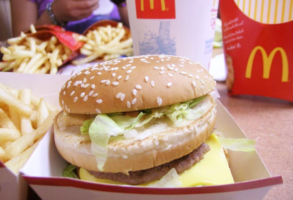 Los envases de la comida rápida pueden suponer un riesgo para la salud
