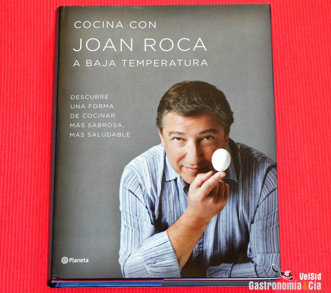 Cocina con joan roca a baja temperatura libro for Libro cocina al vacio joan roca pdf