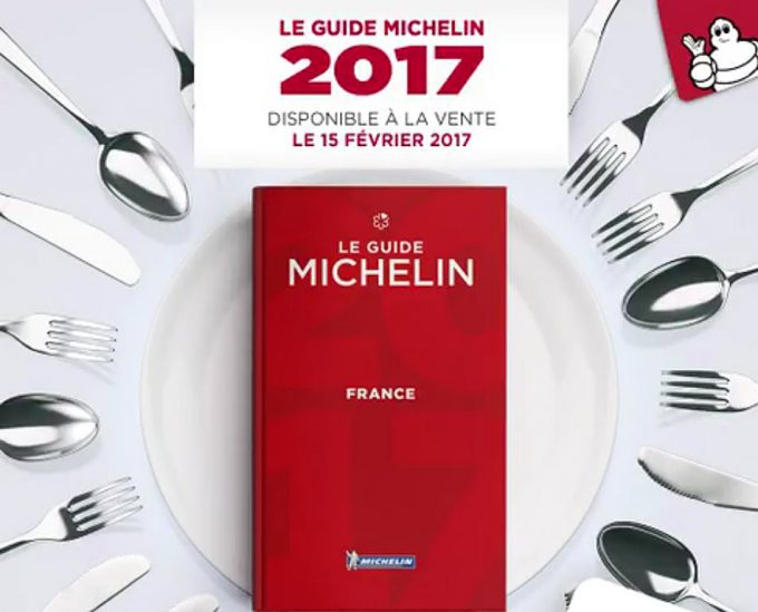Restaurantes Michelin de Francia
