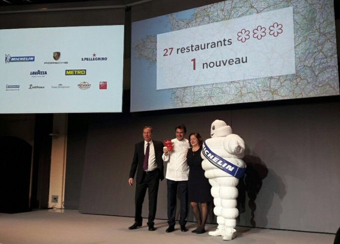 Restaurantes tres estrellas Michelin de Francia