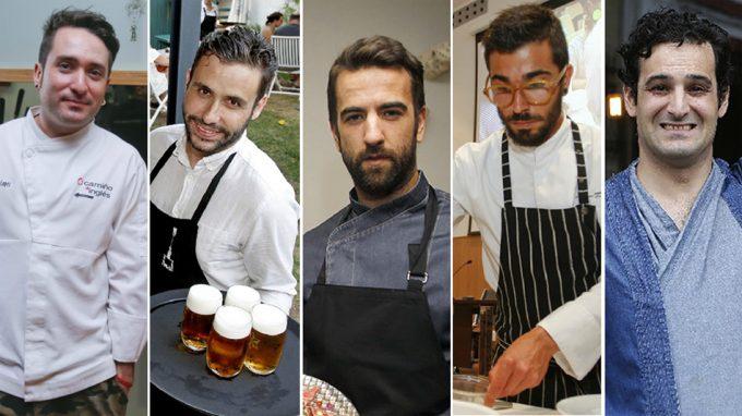 Premio Cocinero del Año Galicia