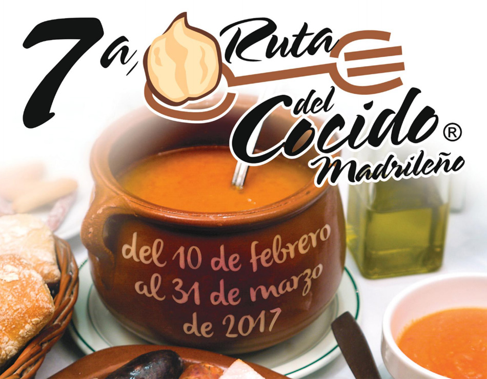 Ruta del Cocido Madrileño 2017