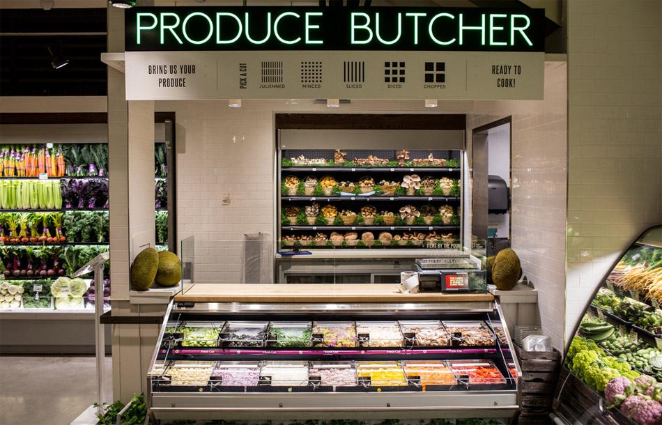 Whole Food Market Butcher