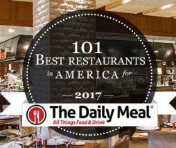 Listado de mejores restaurantes de estados Unidos
