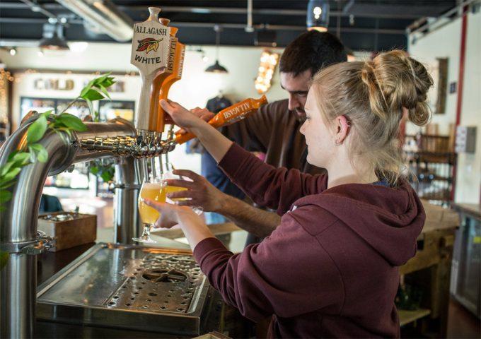 Cervecerías artesanales del Reino Unido