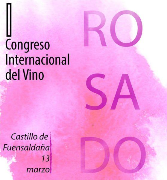 Congreso del vino rosado en Valladolid