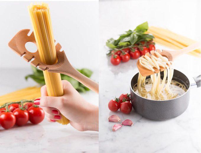 Cuchara para espaguetis