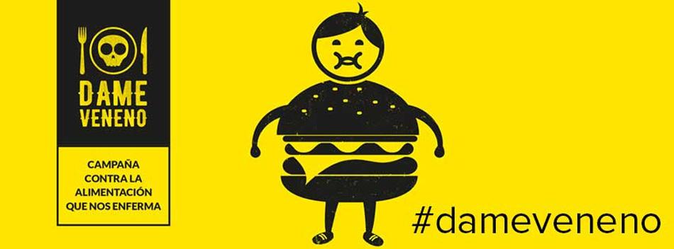 Dame veneno campa a contra la alimentaci n que nos enferma gastronom a c a - Alimentos contra diabetes ...