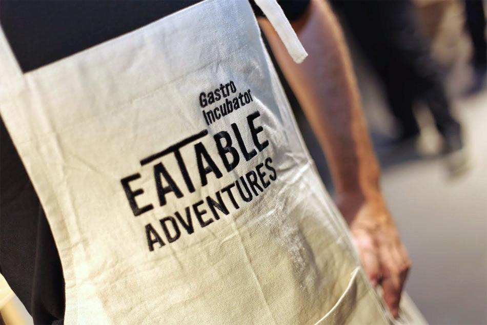 Cinco startups han accedido al programa de aceleración de proyectos gastronómicos Eatable Adventures