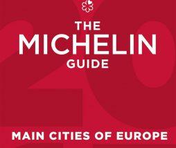 Guía Michelin Europa