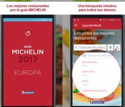 Michelin Restaurantes de Europa 2017