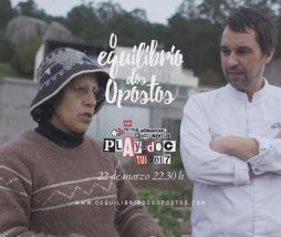 Documental sobre el cocinero Javier Olleros
