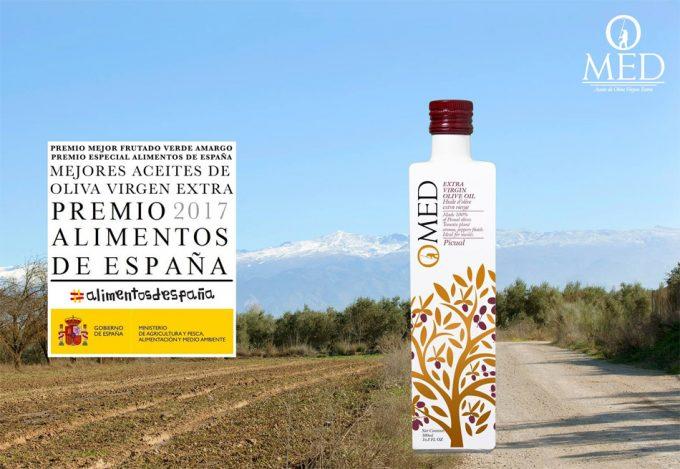 Ganadores Del Premio Alimentos De España Mejores Aceites De Oliva Virgen Extra Campaña 2016 2017 Gastronomía Cía