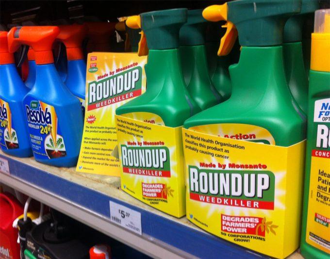 Glifosato de Monsanto
