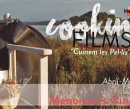 'Cocinamos las pelis' en Cooking Films Menorca