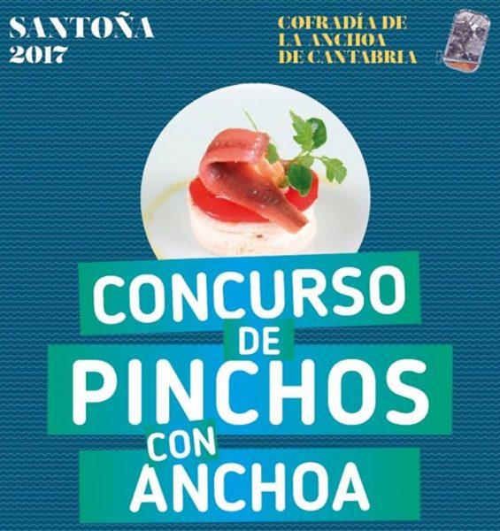Concurso de Pinchos con anchoa