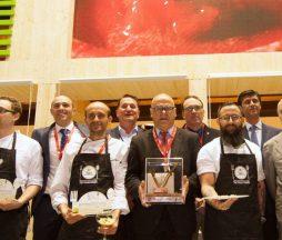 Premio Internacional de Cocina con Aceite de Oliva Virgen Extra 'Jaén Paraíso Interior' 2017