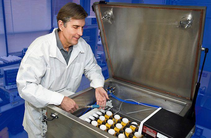Esterilizar huevos