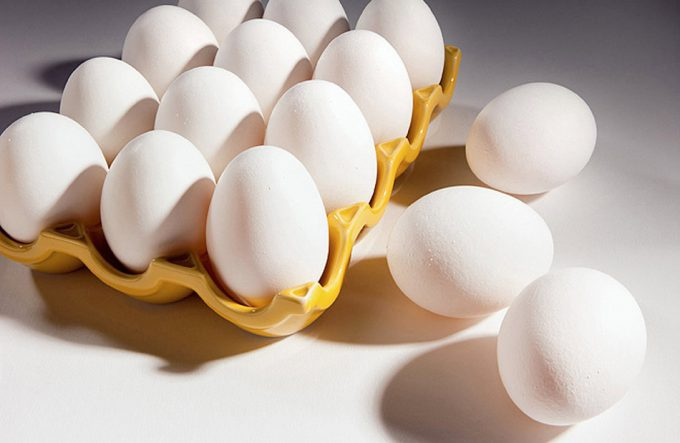 Pasteurizar huevos a nivel industrial