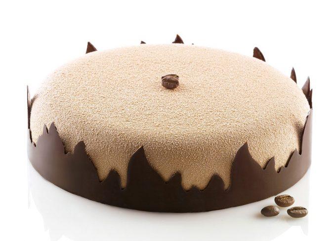 Plantillas de silicona para hacer contornos decorativos de tartas y ...