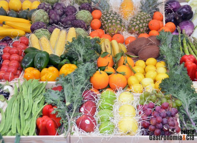 Alimentos y pesticidas