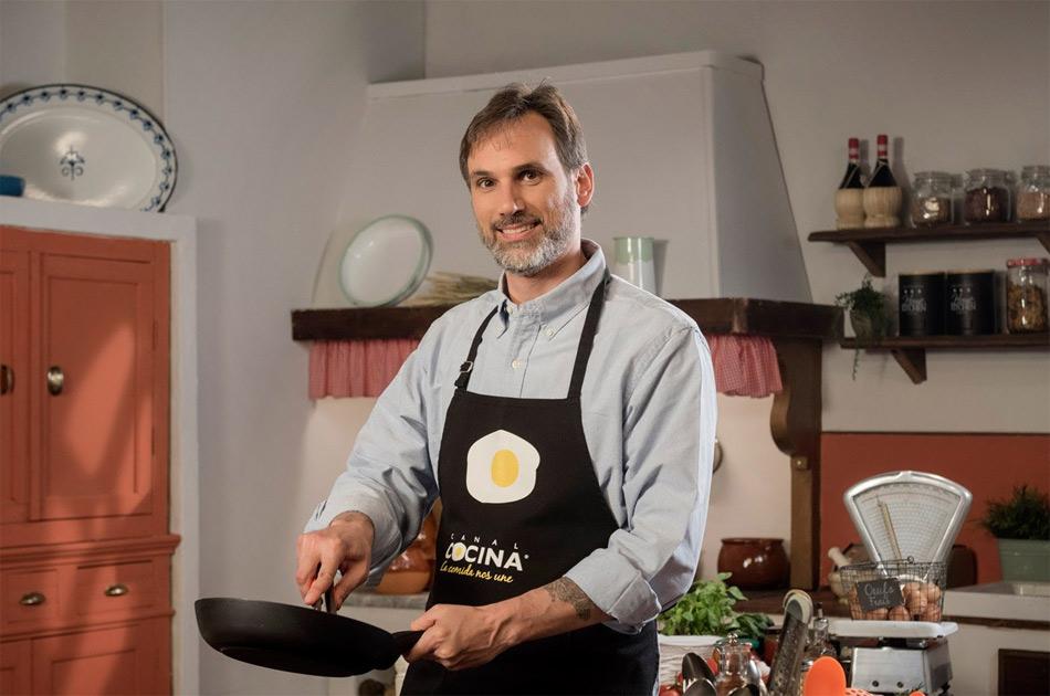 Cocina italiana con matteo de filippo gastronom a c a for Canal cocina cocina de familia