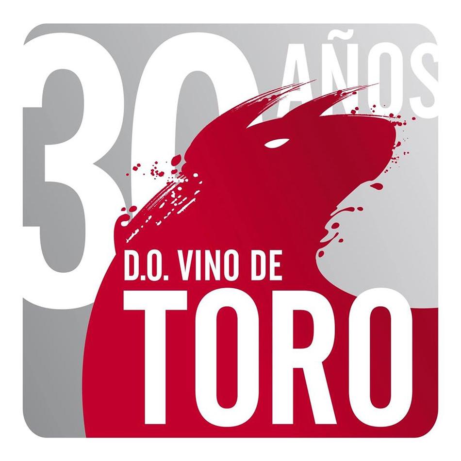 Resultado de imagen de logo 30 aniversario D.O. Toro
