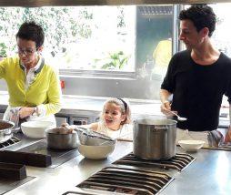 La cocina de las madres de los grandes cocineros españoles