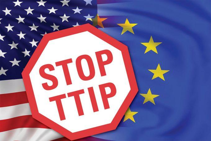 Asociación Transatlántica para el Comercio y la Inversión)