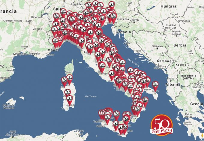 Pizzas en Italia