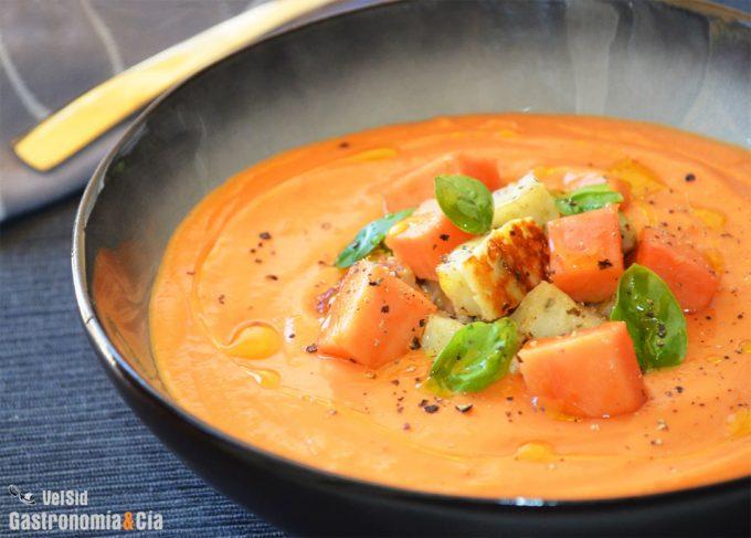 Recetas con papaya