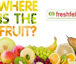 ¿Dónde está la fruta?