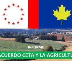 Informe CETA y la agricultura