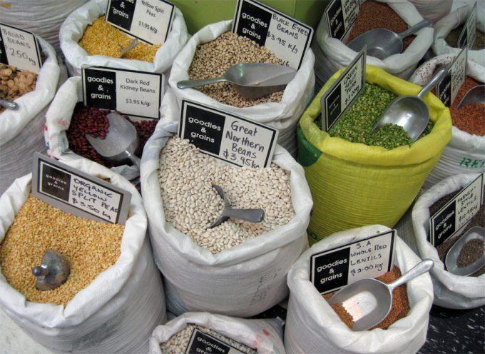 Promoción de legumbres en Europa