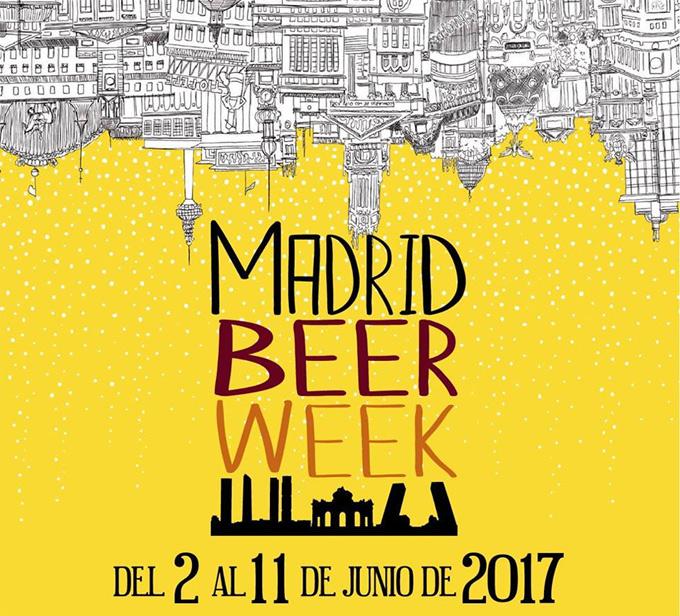 Semana de la cerveza en Madrid