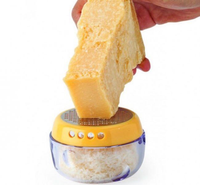 Dispensador de queso