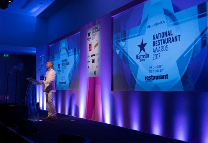 Estrella Damm National Restaurant Awards