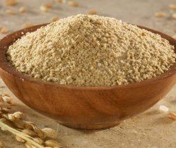 Propiedades del salvado de arroz