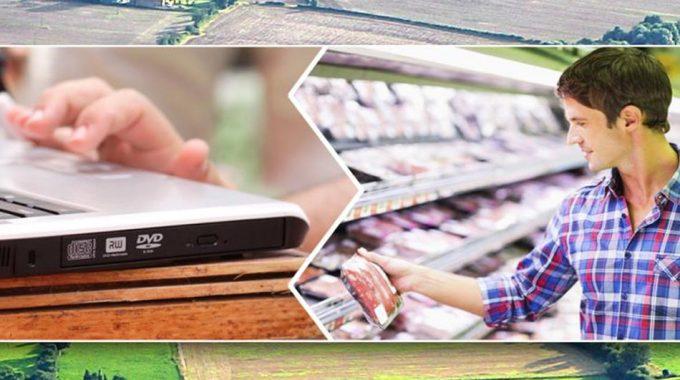 Información de las tiendas online de alimentación