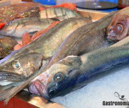 Fraude en el etiquetado del pescado