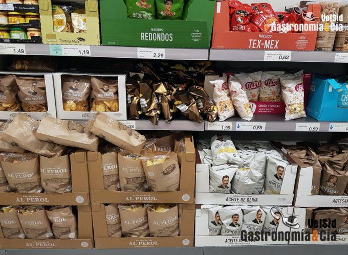 Alimentos ultraprocesados en los supermercados