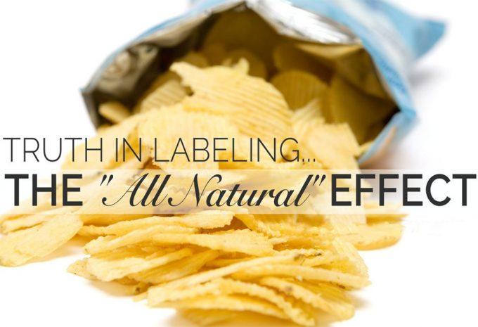 Definición de naturalidad en los alimentos