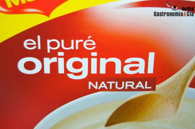 Alimentos naturales en la industria alimentaria